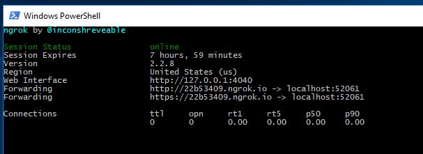Adam Storr - ASP NET Core WebHooks - Running The Github
